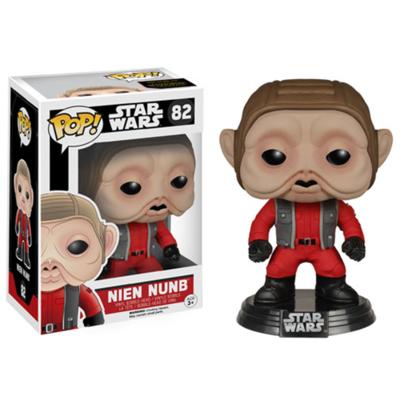 Star Wars: Episode VII - The Force Awakens Nien Nunb Pop! Vinyl Bobble Head