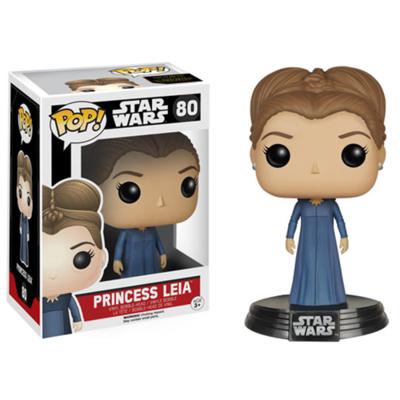 Star Wars: Episode VII - The Force Awakens Princess Leia Pop! Vinyl Bobble Head