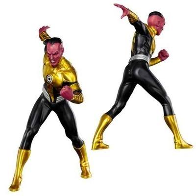 DC Comics Sinestro ArtFX+ Statue