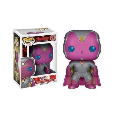 Avengers Age of Ultron Vision Pop! Vinyl Bobble Head Figure