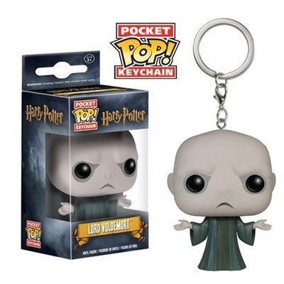 Harry Potter Voldemort Pocket Pop! Vinyl Figure Key Chain