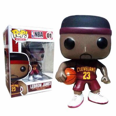 NBA Lebron James (AWAY) POP! Vinyl Figure