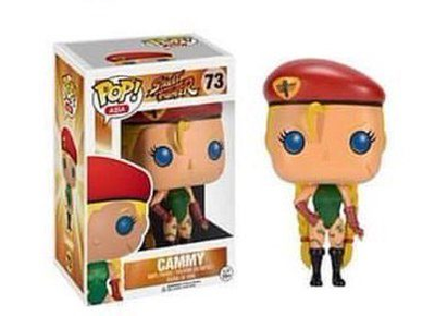 Street Fighter Cammy Funko POP! Vinyl Figure