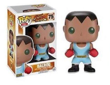 Street Fighter Balrog Funko POP! Vinyl Figure