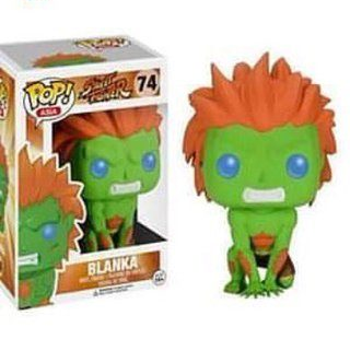 Street Fighter Blanka Funko POP! Vinyl Figure