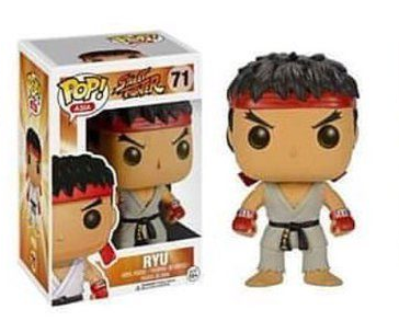 Street Fighter Ryu Funko POP! Vinyl Figure