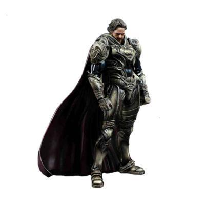 Superman Man of Steel Play Arts Kai Jor EL Action Figure 50%OFF