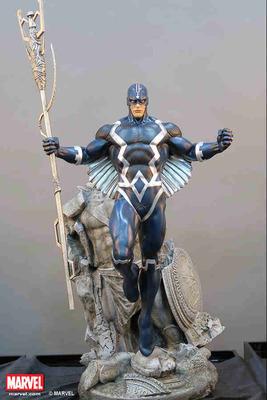 XM Studios Black Bolt Statue