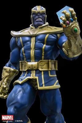 XM Studios Thanos Statue