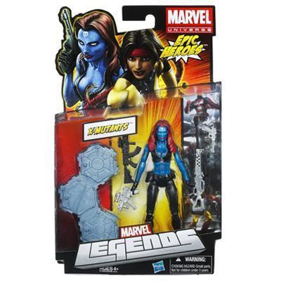 Marvel Legends Classic X- Mutants Mystique Action Figure