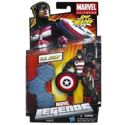 Marvel Legends Classic U.S. Agent Action Figure