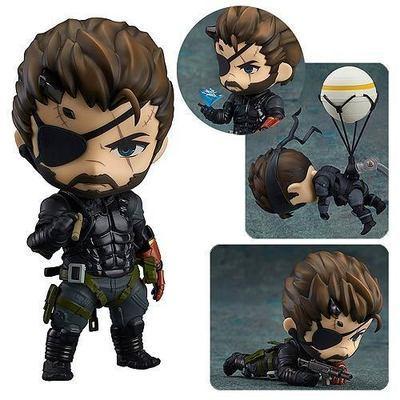 Metal Gear Solid V: The Phantom Pain Venom Snake Sneaking Suit Version Nendoroid Figure