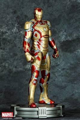 XM Studios Ironman Mark XLII Statue