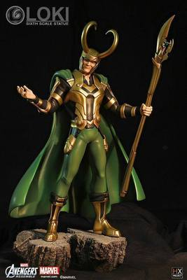 XM Studios Loki 1/6th Scale Statue