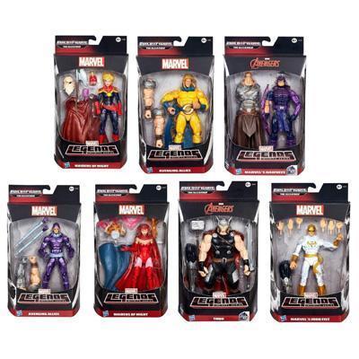 Marvel Legends Infinite Series Complete Allfather Wave