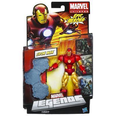 Marvel Legends Classic Iron-man (Neo-Classic) Action Figure
