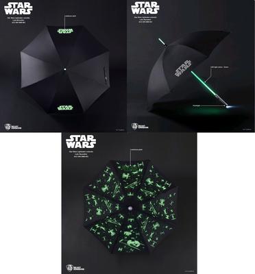 Star Wars - Luke Skywalker Lightsaber Umbrella