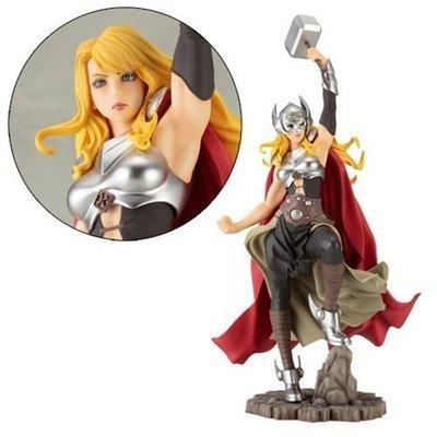 Marvel Lady Thor Bishoujo Statue