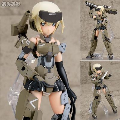 Frame Arms Girl Gourai Plastic Model Kit