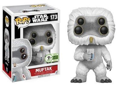 Star Wars – Muftak Pop! Vinyl Figure Emerald City Comic Con Exclusive