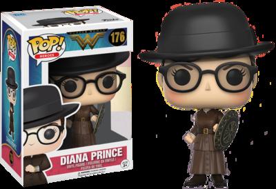 Wonder Woman - Diana Prince Pop! Vinyl Figure