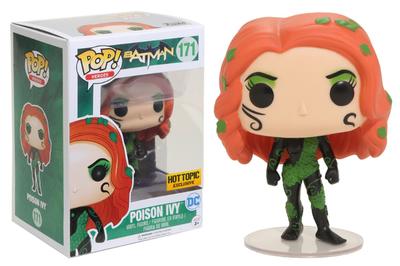 Batman - New 52 Poison Ivy Pop! Vinyl Figure Hot Topic Exclusive