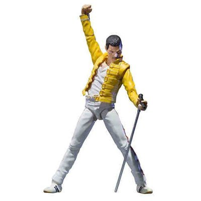 PRE-ORDER Queen Freddie Mercury SH Figuarts Action Figure