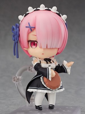 Re:ZERO -Starting Life in Another World-  Ram Nendoroid Action Figure