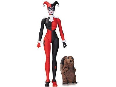 DC Designer Action Figure Series By Amanda Conner - Traditional Harley Quinn