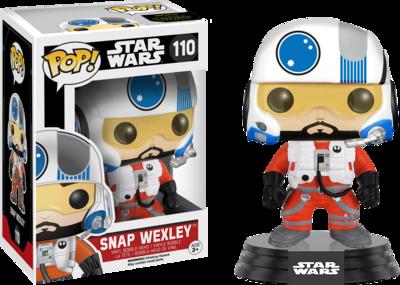 Star Wars Episode VII: The Force Awakens - Snap Wexley Pop! Vinyl Figure