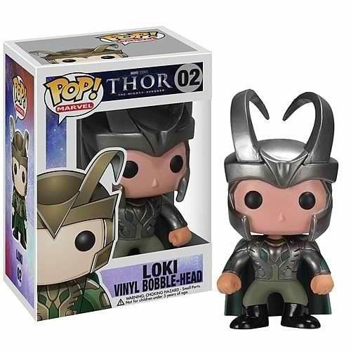 Thor - Loki Pop! Vinyl Figure