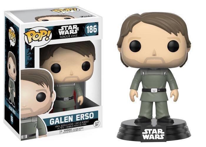 Star Wars Rogue One - Galen Erso Pop! Vinyl Figure