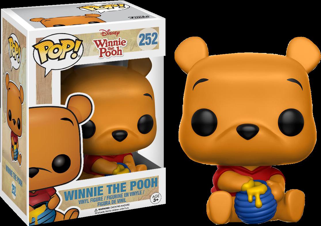 Winnie the Pooh - Winnie the Pooh Pop! Vinyl Figure