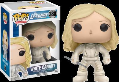 Legends of Tomorrow - White Canary Pop! Vinyl Figure