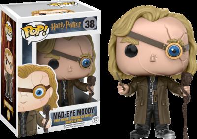 Harry Potter - Mad-Eye Moody Pop! Vinyl Figure