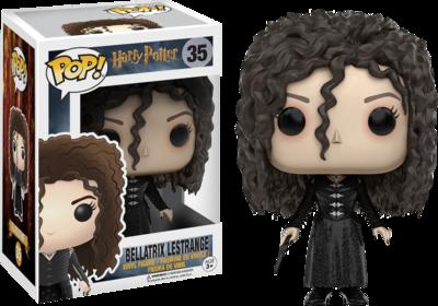Harry Potter - Bellatrix Lestrange Pop! Vinyl Figure