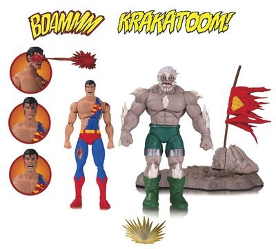DC Icons: The Death of Superman 1/12 Action Figure 2-pack