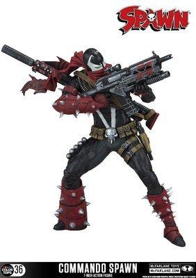 PRE-ORDER Commando Spawn 7