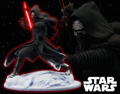 Star Wars Kylo Ren ArtFX Statue