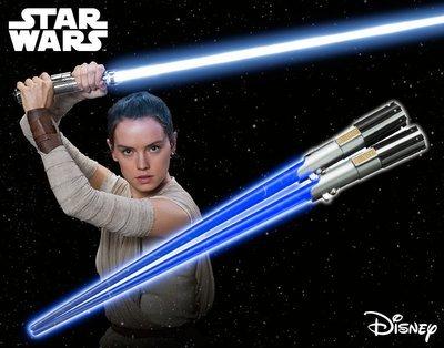 Star Wars Lightsaber Chopsticks Rey Lightup ver.