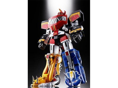 GX-72 Megazord - Mighty Morphin Power Rangers
