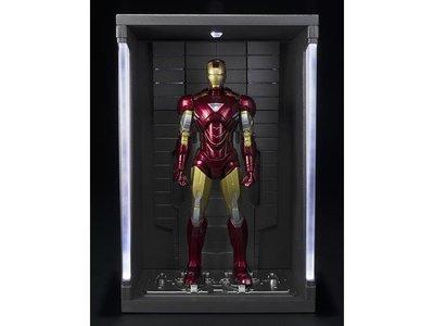S.H. Figuarts - Iron Man Mark VI & Hall of Armor Set