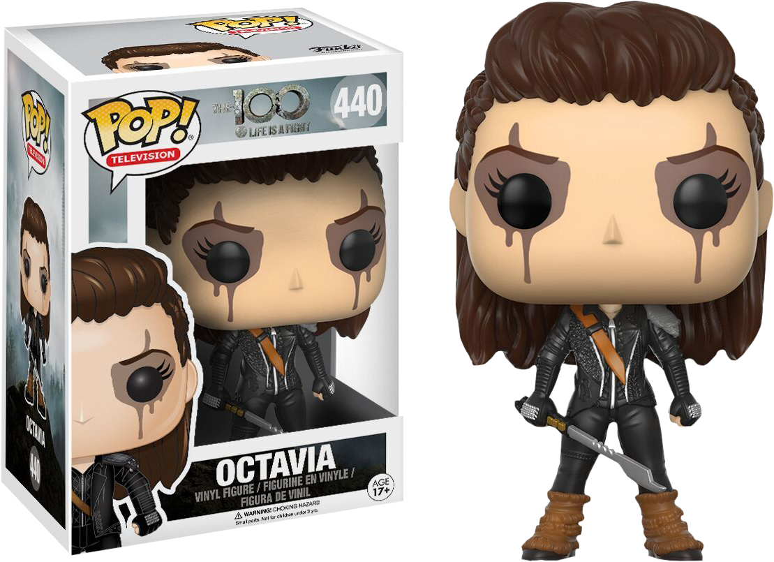 The 100 - Octavia Blake Pop! Vinyl Figure