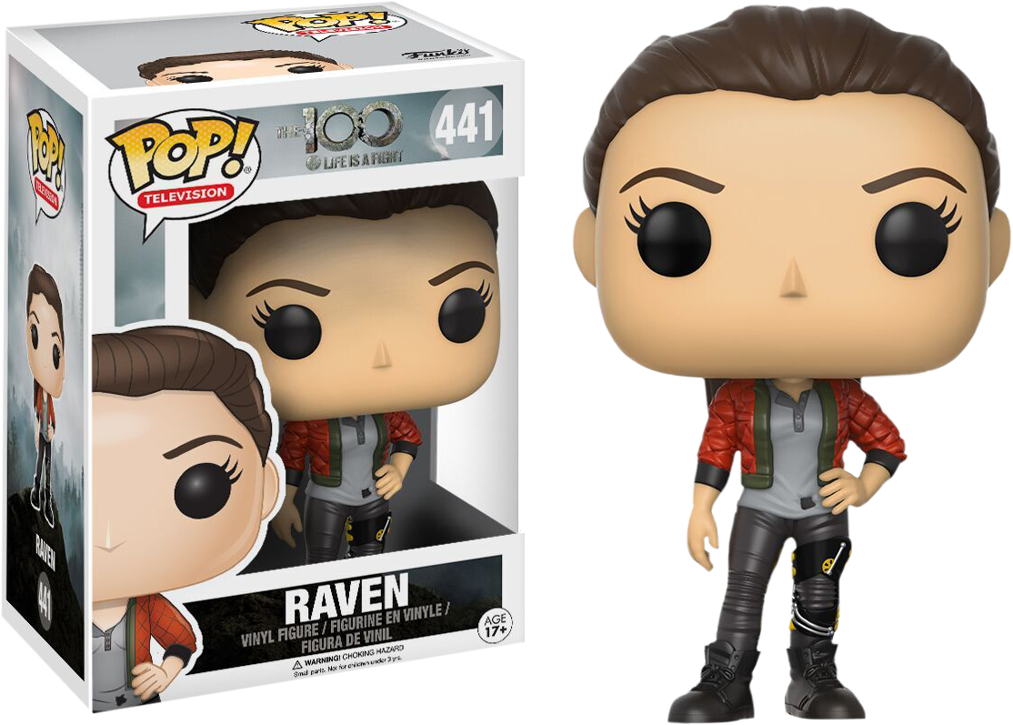 The 100 - Raven Pop! Vinyl Figure