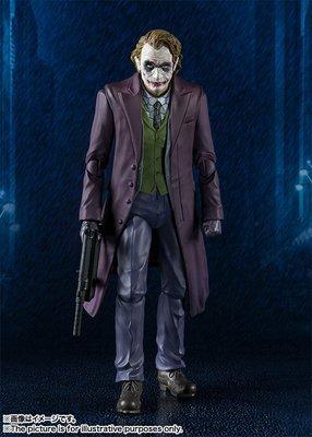 S.H.Figuarts Joker The Dark Knight Action Figure