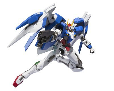 Kidou Senshi Gundam 00 GN-0000 + GNR-010 00 Raiser Gundam