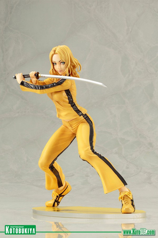 Movies Bishoujo Kill Bill the Bride 1/7 PVC Figure