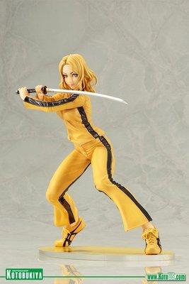 Movies Bishoujo Kill Bill the Bride 1/7 PVC Figure