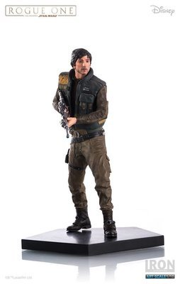 Star Wars Rogue One  Cassian Andor 1/10 Art  Scale