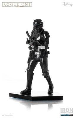 Star Wars Rogue One Deathtrooper 1/10 Art  Scale